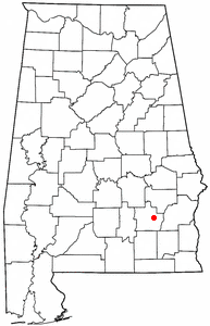 Loko di Banks, Alabama