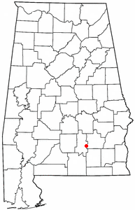 Loko di Glenwood, Alabama