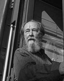 アレクサンドル・ソルジェニーツィン(Alexandr Isaevich Solzhenitsyn)Wikipediaより