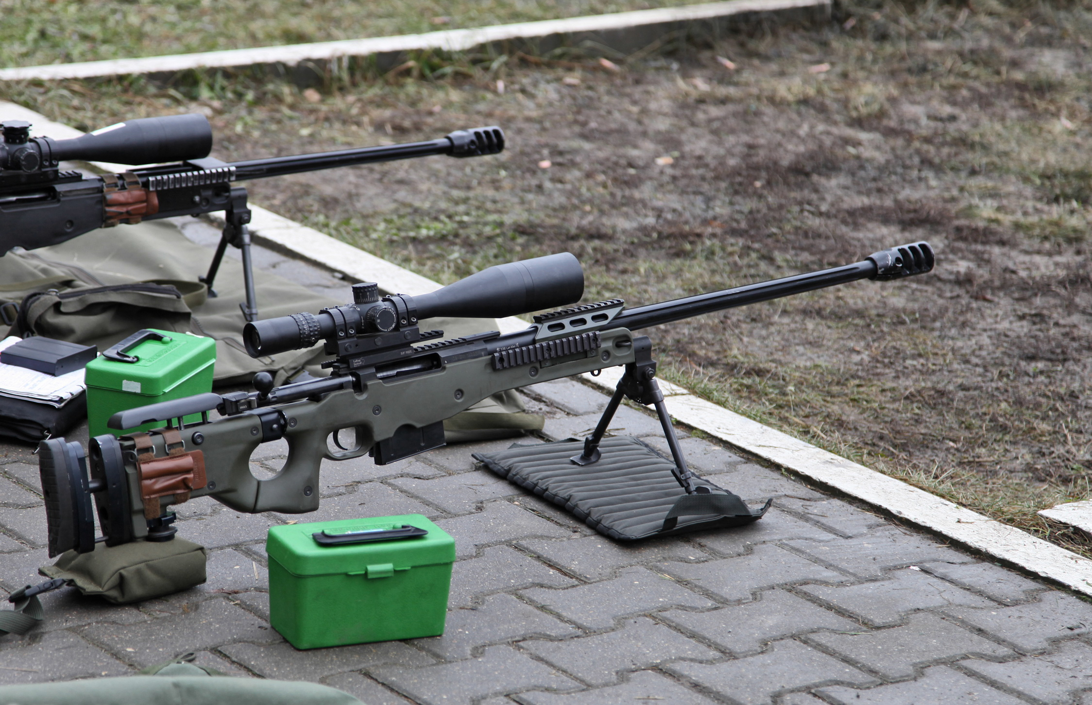 Accuracy International L96A1 / Arctic Warfare - Wikiwand