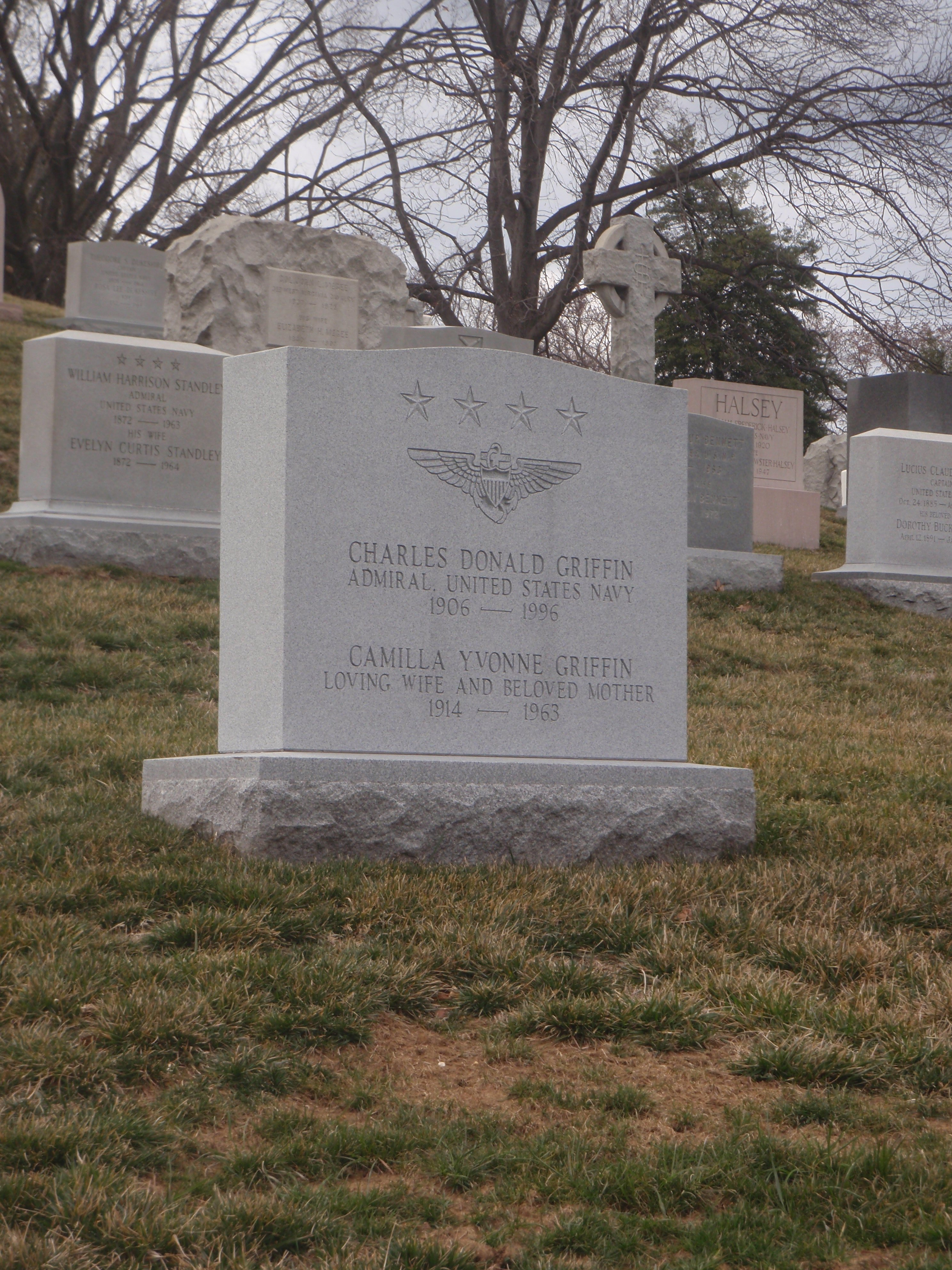 List of people buried at Arlington National Cemetery ...