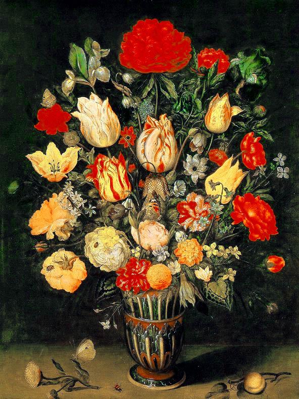 File ambrosius bosschaert the elder wikipedia for Bouquet de fleurs wiki