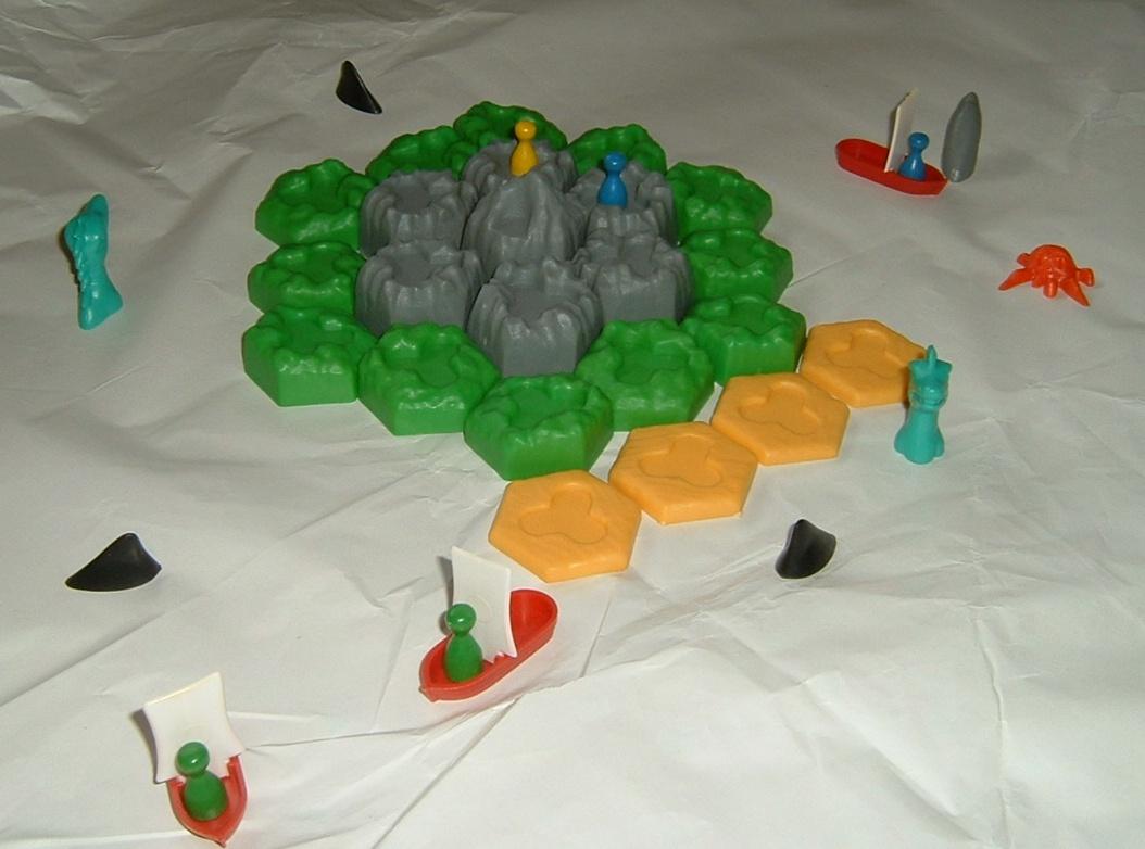 Atlantis Brettspiel