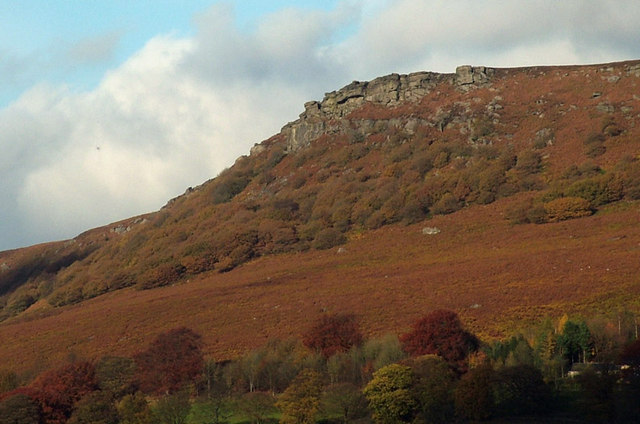 Bamford Edge - geograph.org.uk - 602173