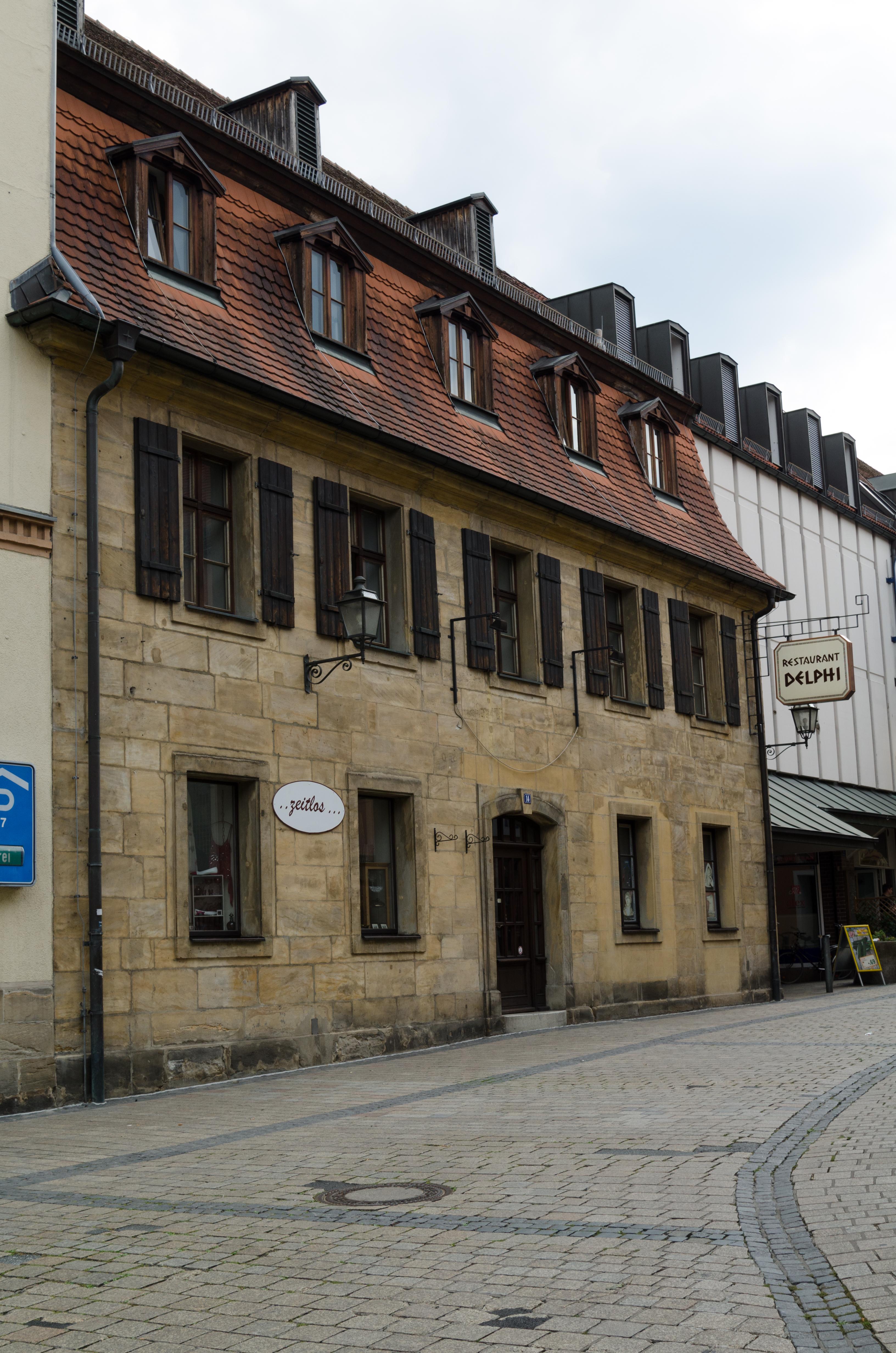 Badstraße Bayreuth