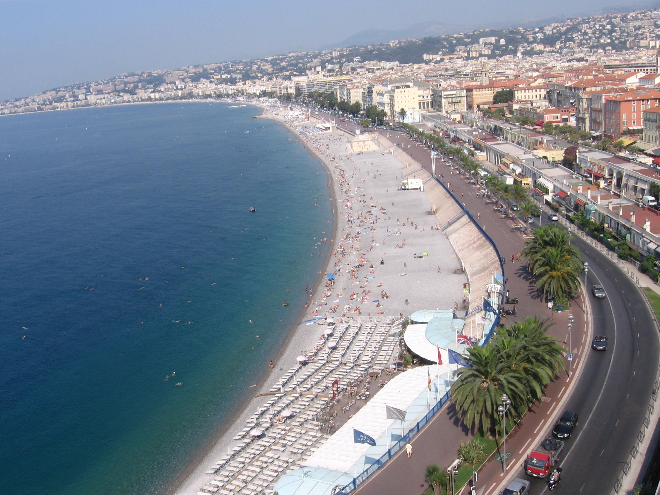File:Beach Of Nice, France.jpg