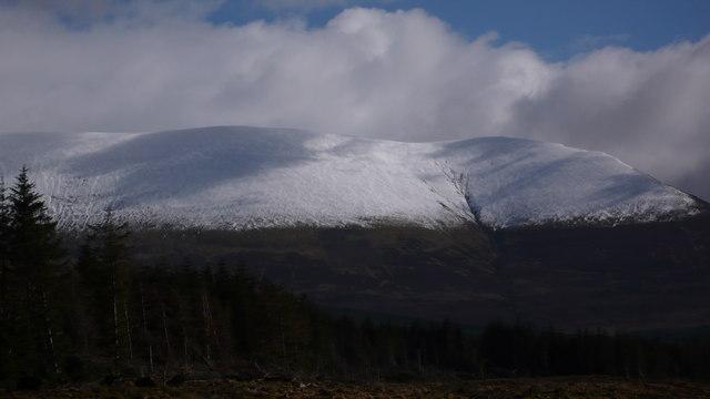 File:Ben Wyvis over Garbat Forest - geograph.org.uk - 727743.jpg
