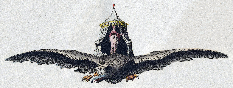 Roc Mythical Bird