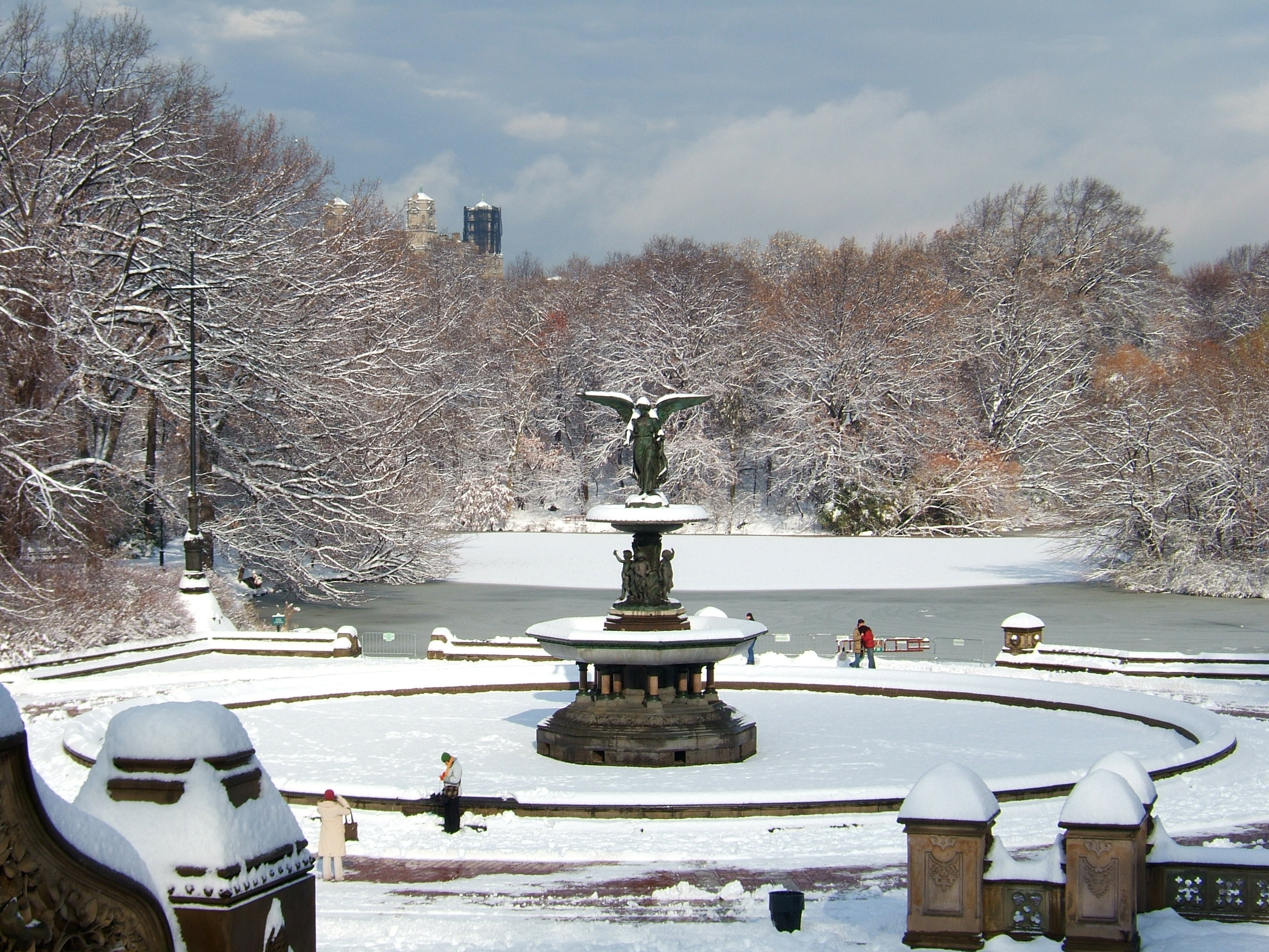 The ultimate guide to central park for Romantic things to do in nyc winter