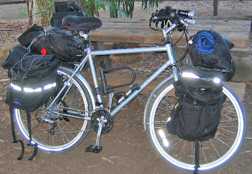 Bicycle Touring Equipment Uk