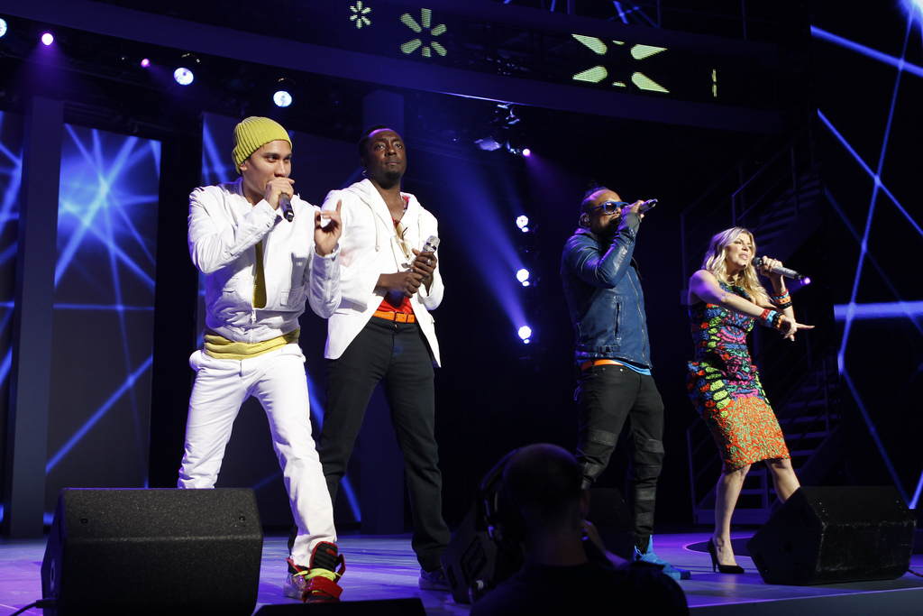 The Black Eyed Peas | LyricWikia | Fandom powered by Wikia