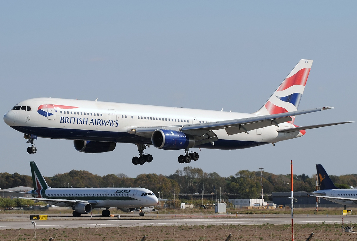 What Does British Airways Logo Designs Mean