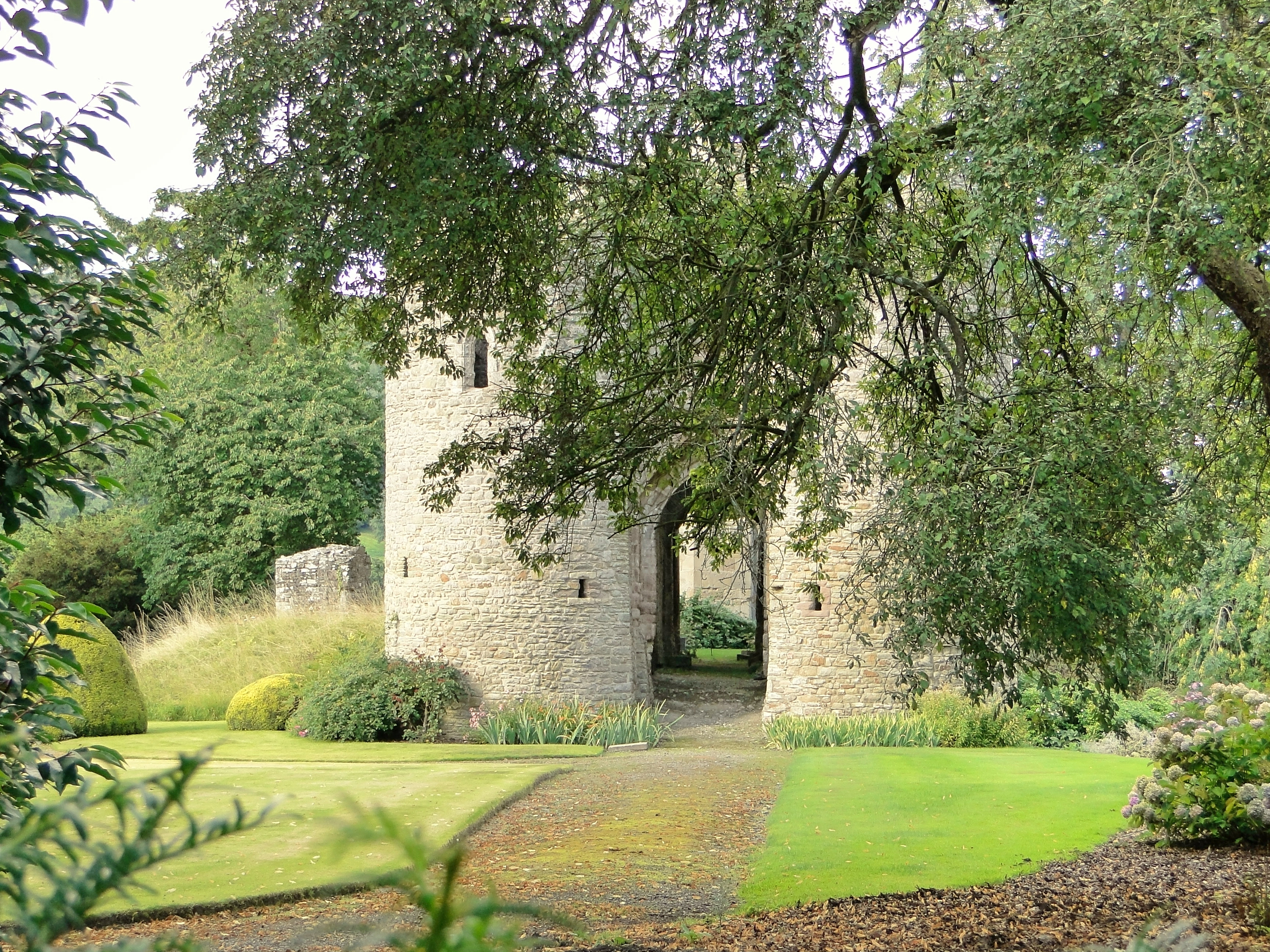 Brampton Bryan Castle Wikipedia