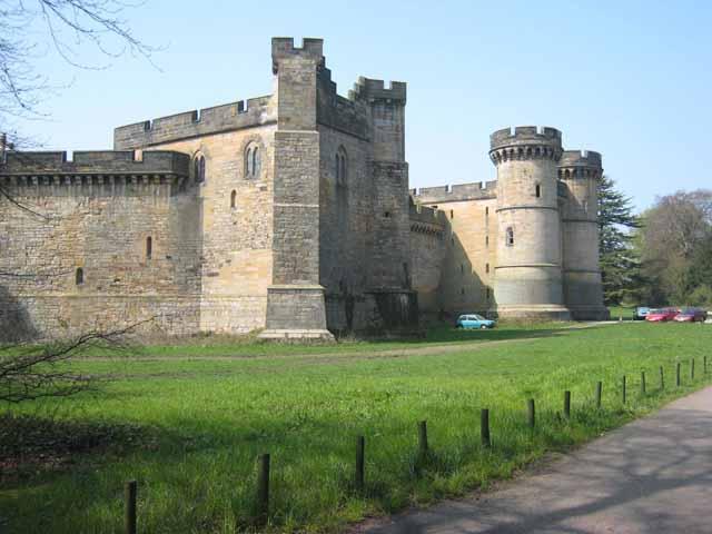 Brancepeth Castle - Wikipedia