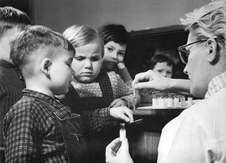 Schluckimpfung wikipedia for Impfung gegen polio