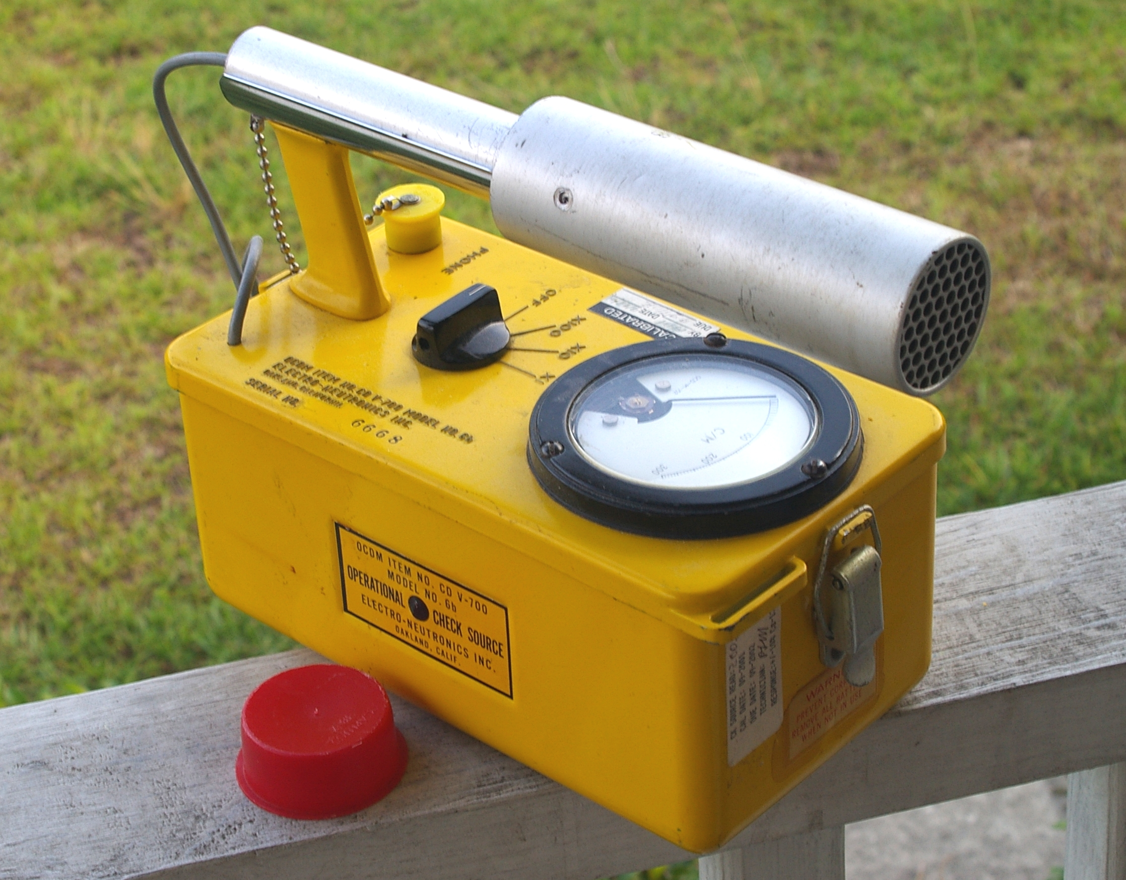 Opinions on geiger counter