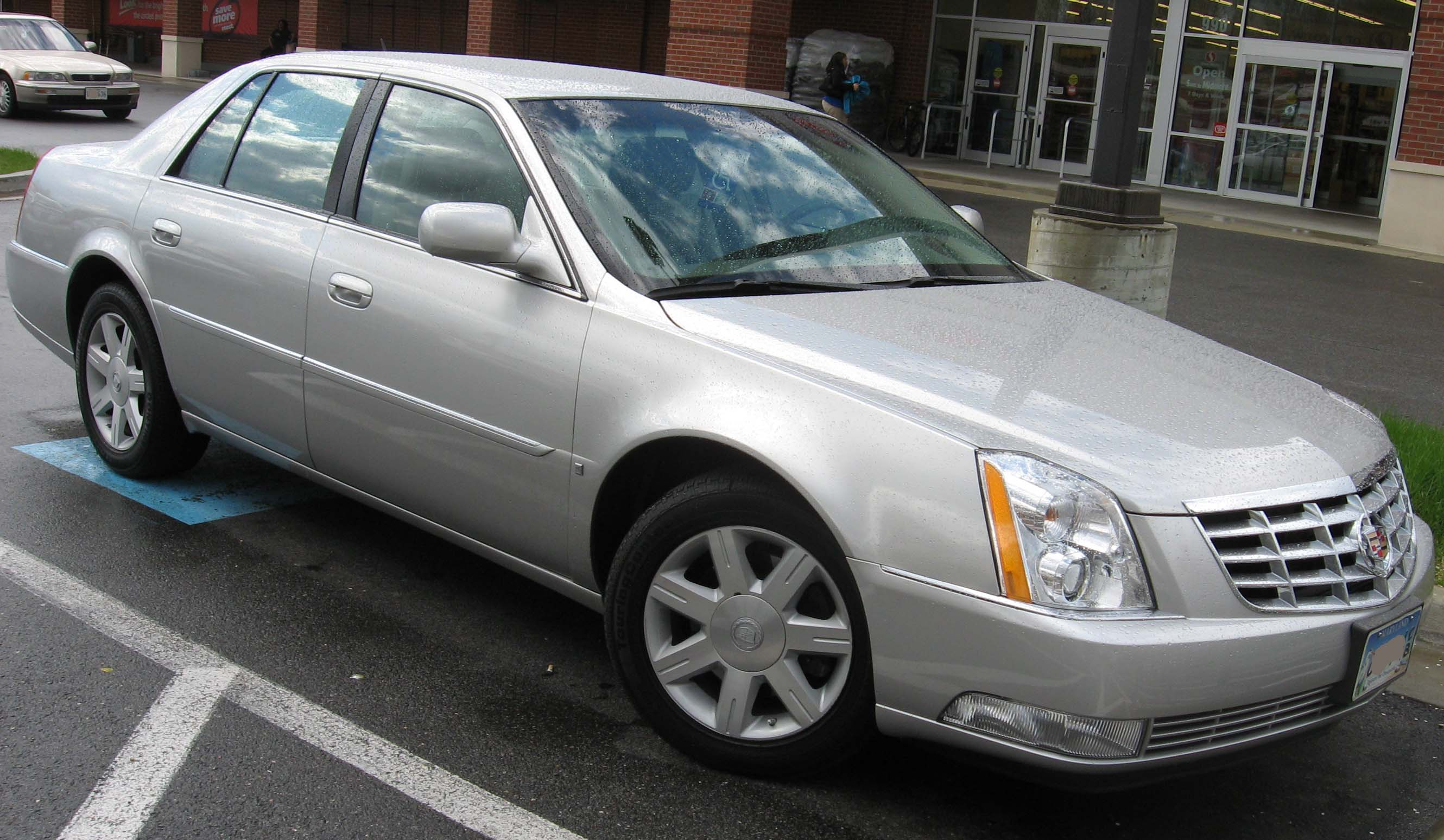 cadillac dts wikiwand. Black Bedroom Furniture Sets. Home Design Ideas