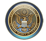 Seal of the United States District Court for the Southern District of California