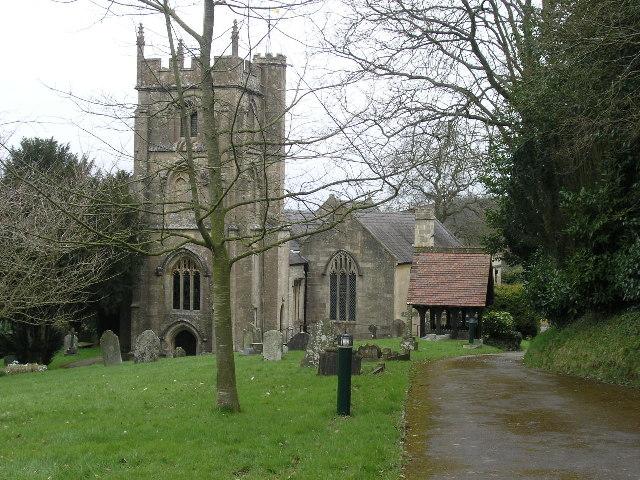 Church of St Peter, Camerton Park