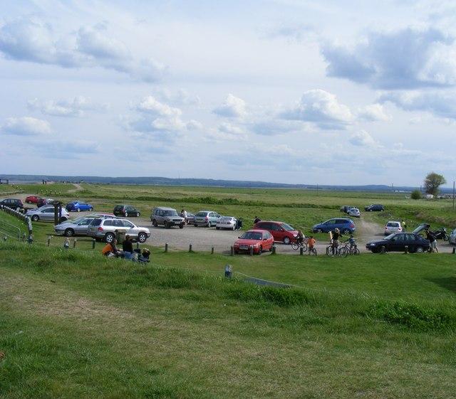 Car Park at Leysdown Coastal Park - geograph.org.uk - 1286729