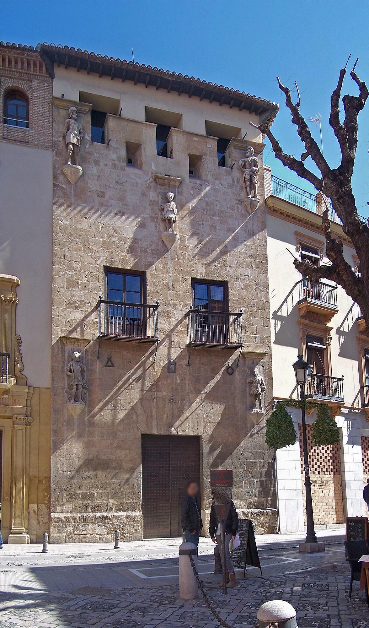 Granada venegas wikipedia la enciclopedia libre - La casa de las mamparas granada ...