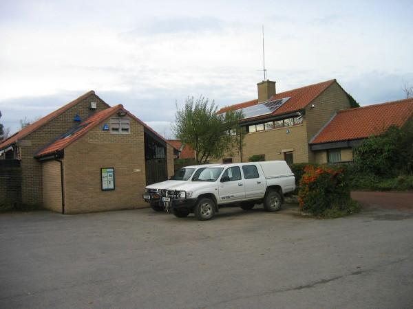 Castle Eden Dene Nature Reserve Office - geograph.org.uk - 282898