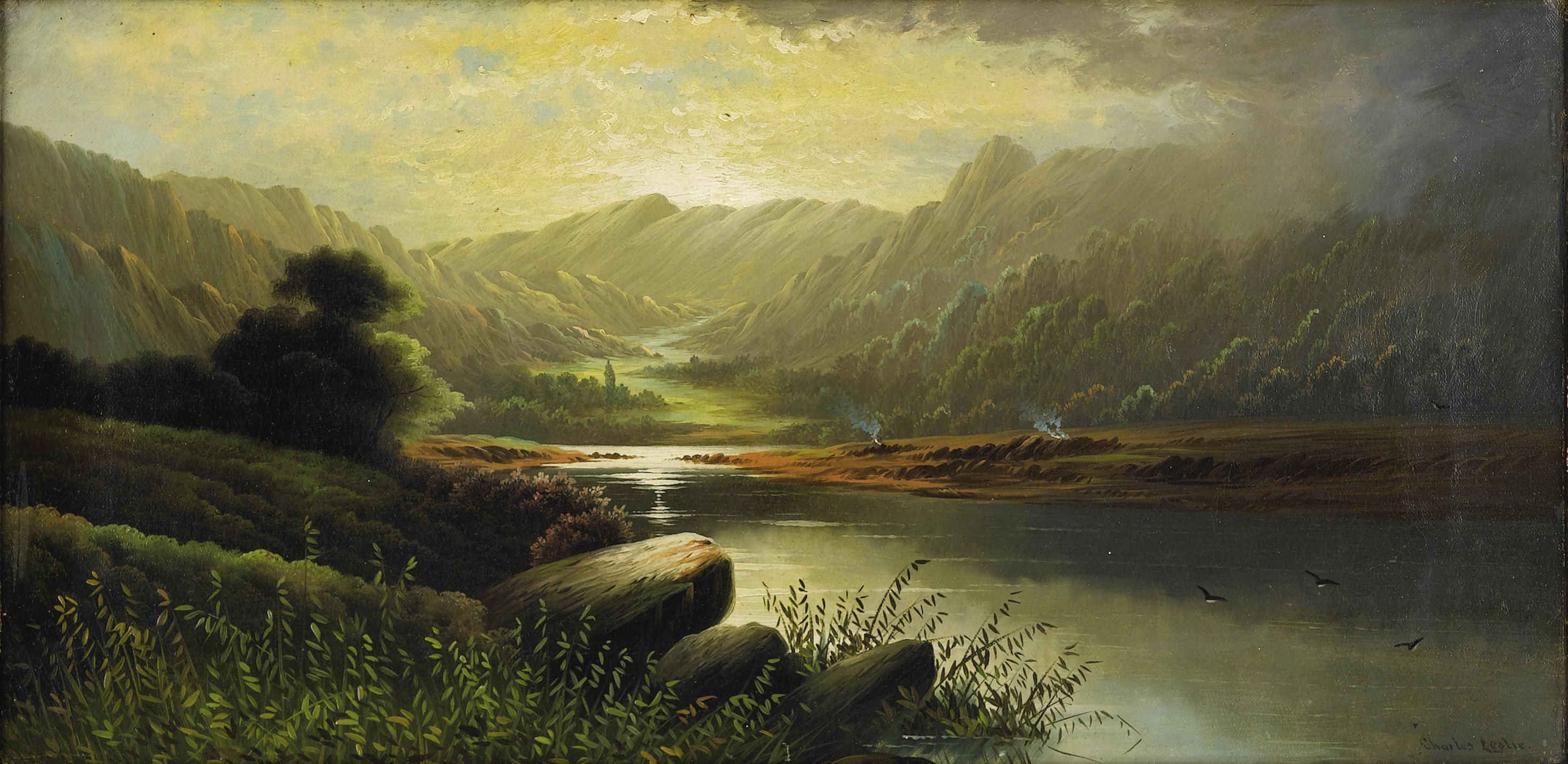 File Charles Leslie Landscape Jpg Wikimedia Commons