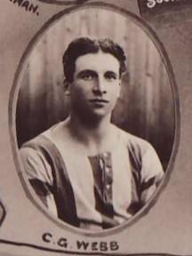 Charlie Webb Irish footballer and manager