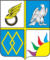 Coat of Arms of Likino-Dulevo (Moscow oblast).png