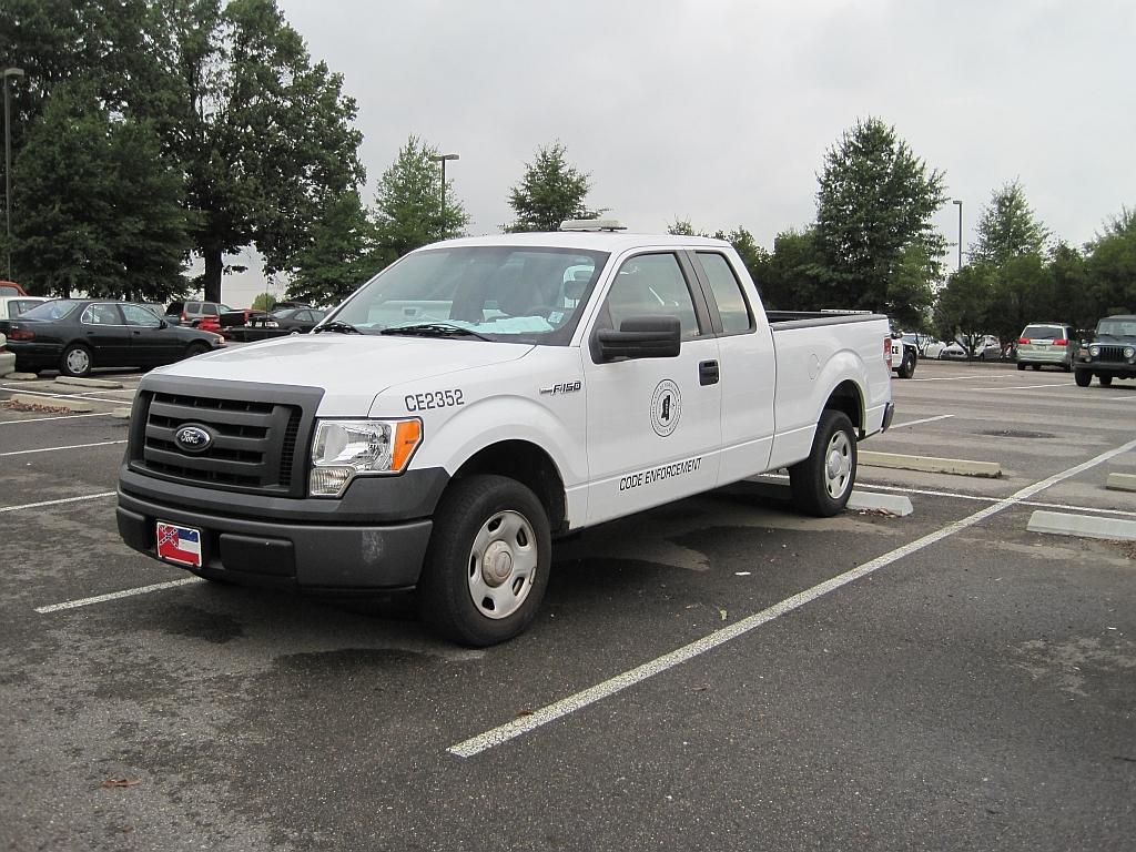 Code Enforcement Vehicles