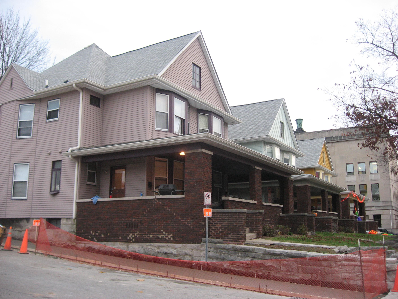 File College Avenue North 324 330 In Bloomington Apartment Row Jpg