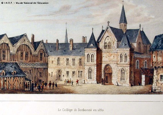 image of College of Sorbonne