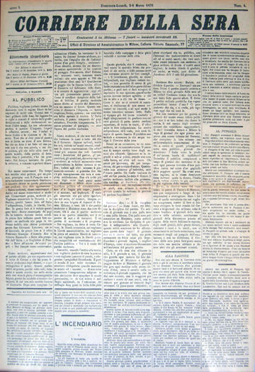 Corriere della sera wikiwand for Corriere della sera arredamento