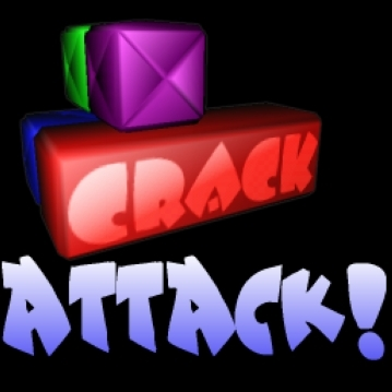 Crack Attack! Logo