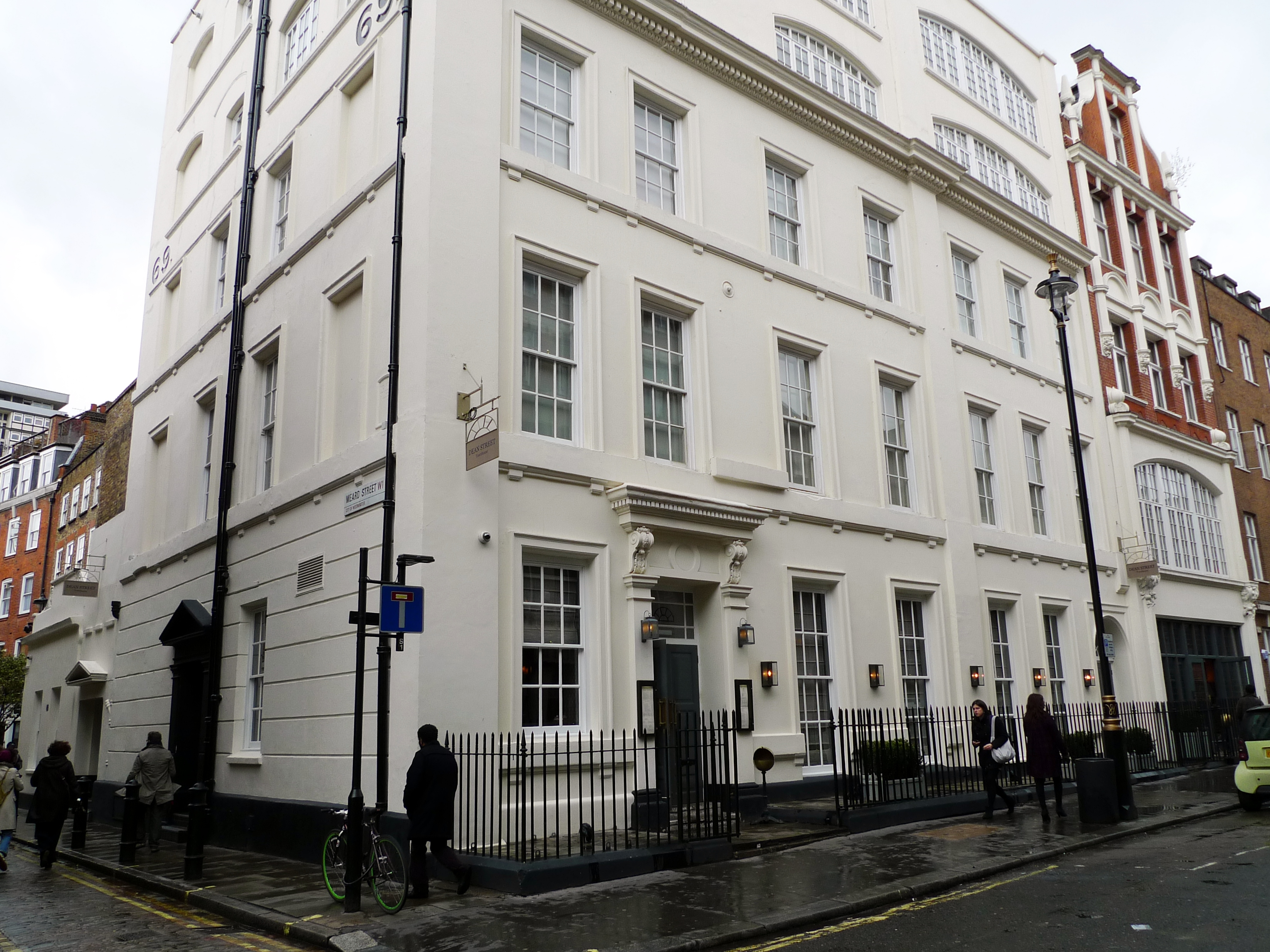 Dean Street Townhouse Hotel London
