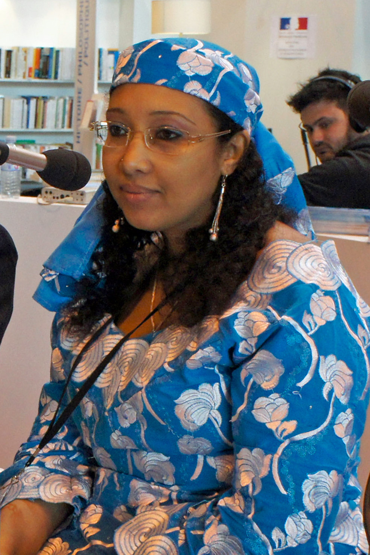 African author Djalil Amal
