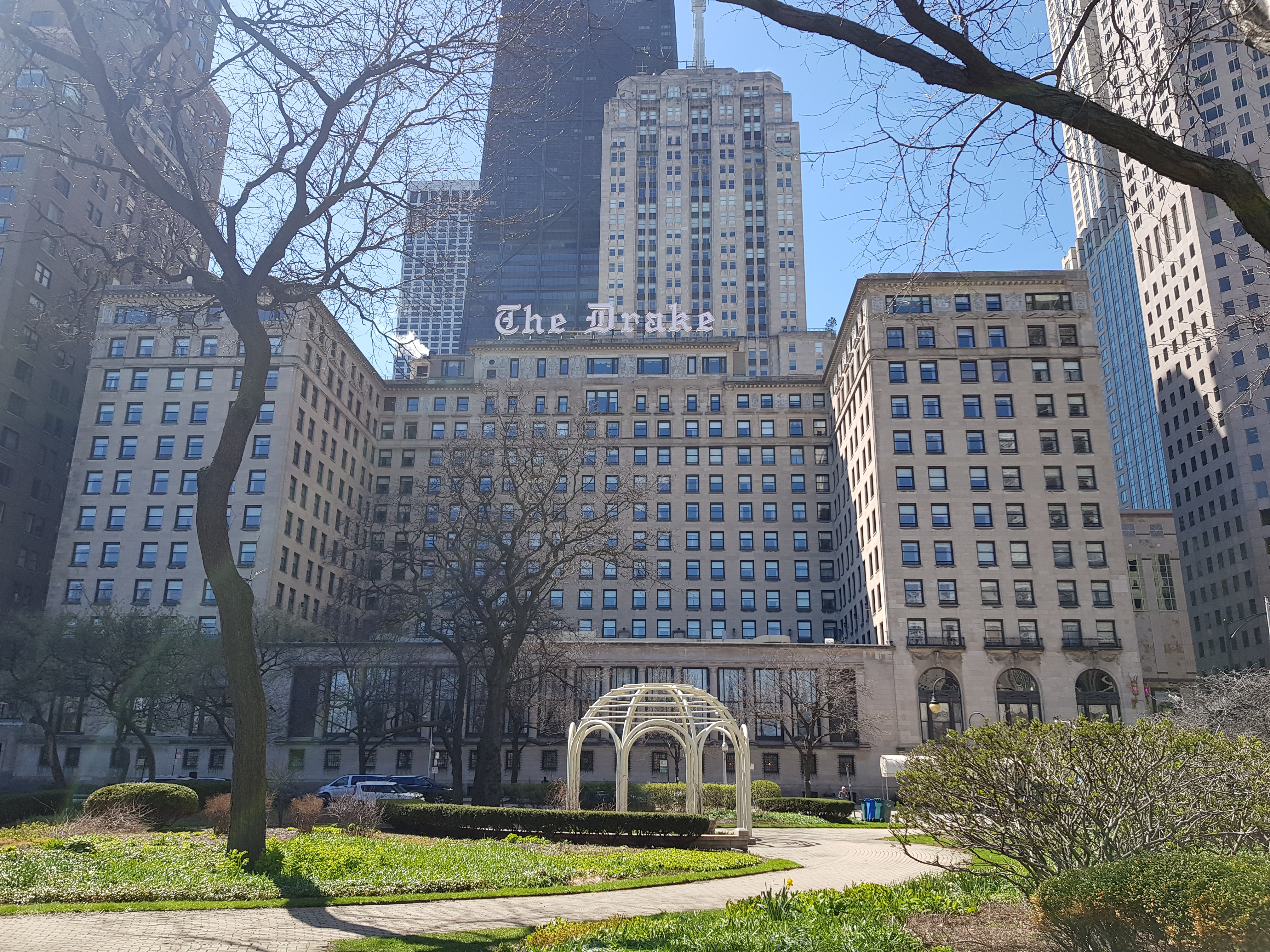 Image result for drake hotel chicago