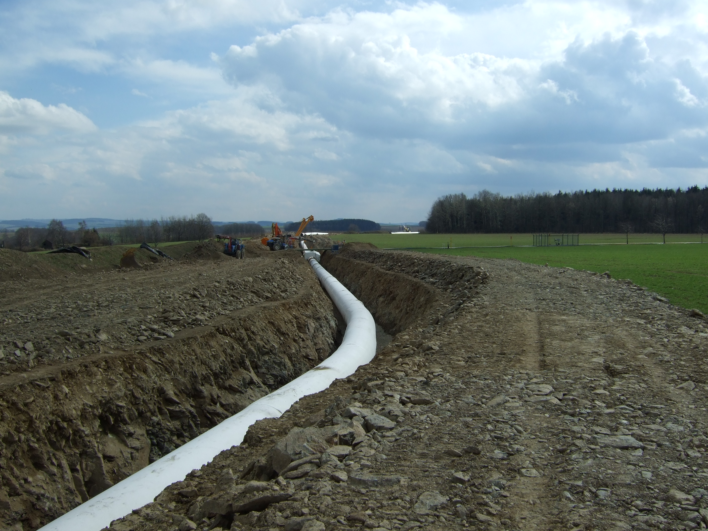 Natural Gas Pipeline Contractors Directory