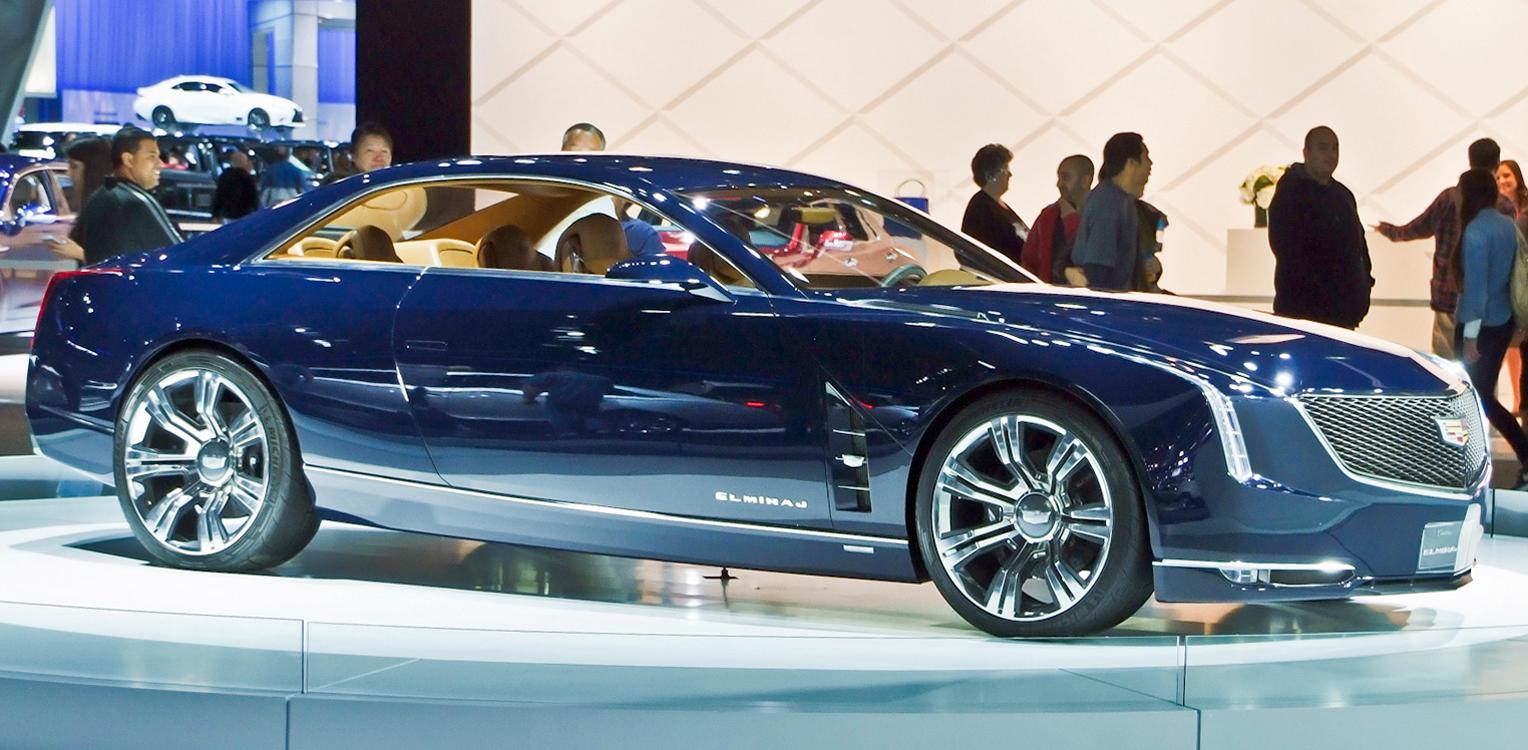 2020 Cadillac Elmiraj Picture