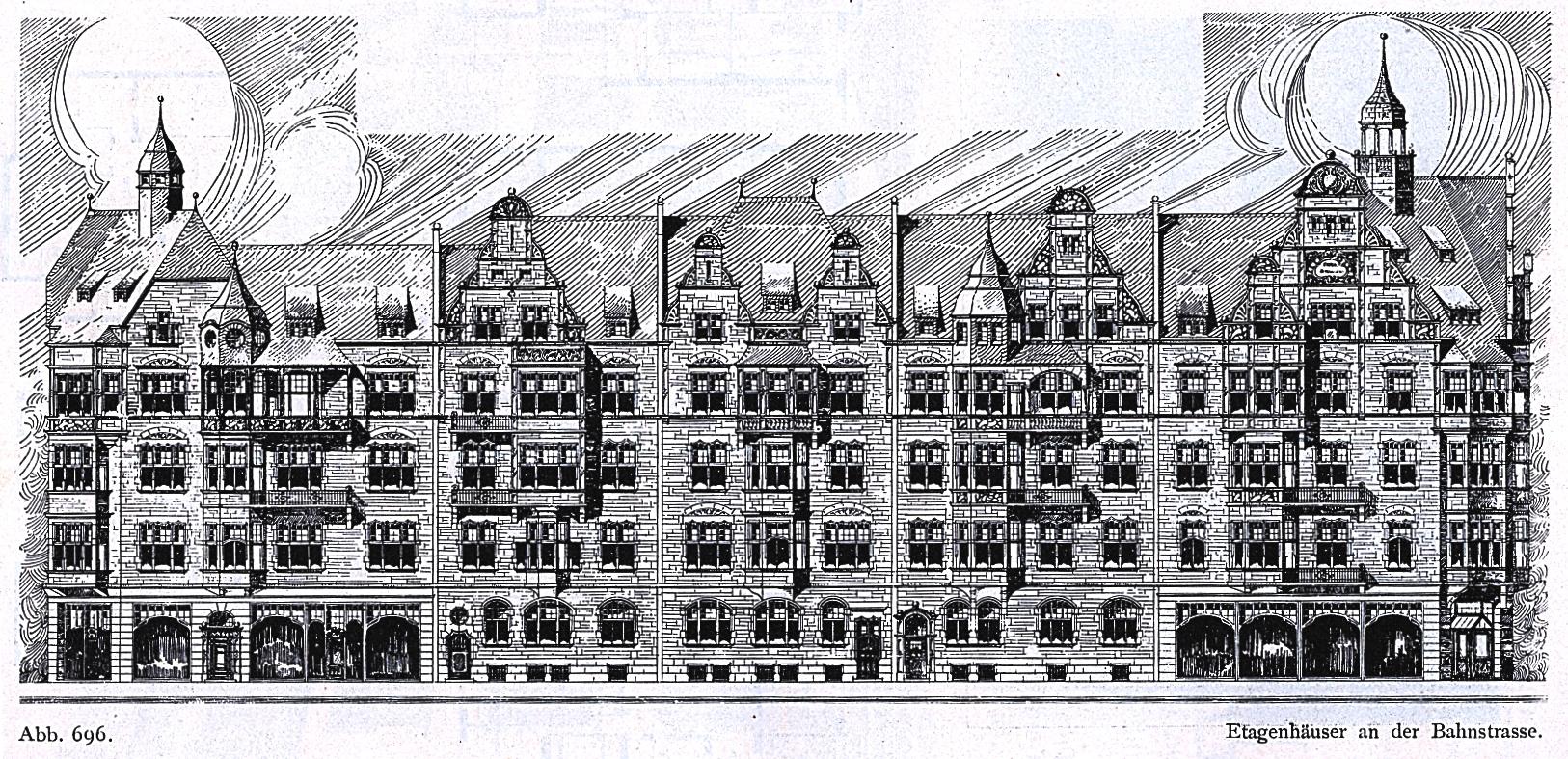 datei etagenh user bahnstra e in d sseldorf entworfen vor 1904 von dem architekten richard. Black Bedroom Furniture Sets. Home Design Ideas