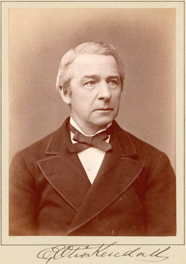 Ezra Otis Kendall - Wikipedia