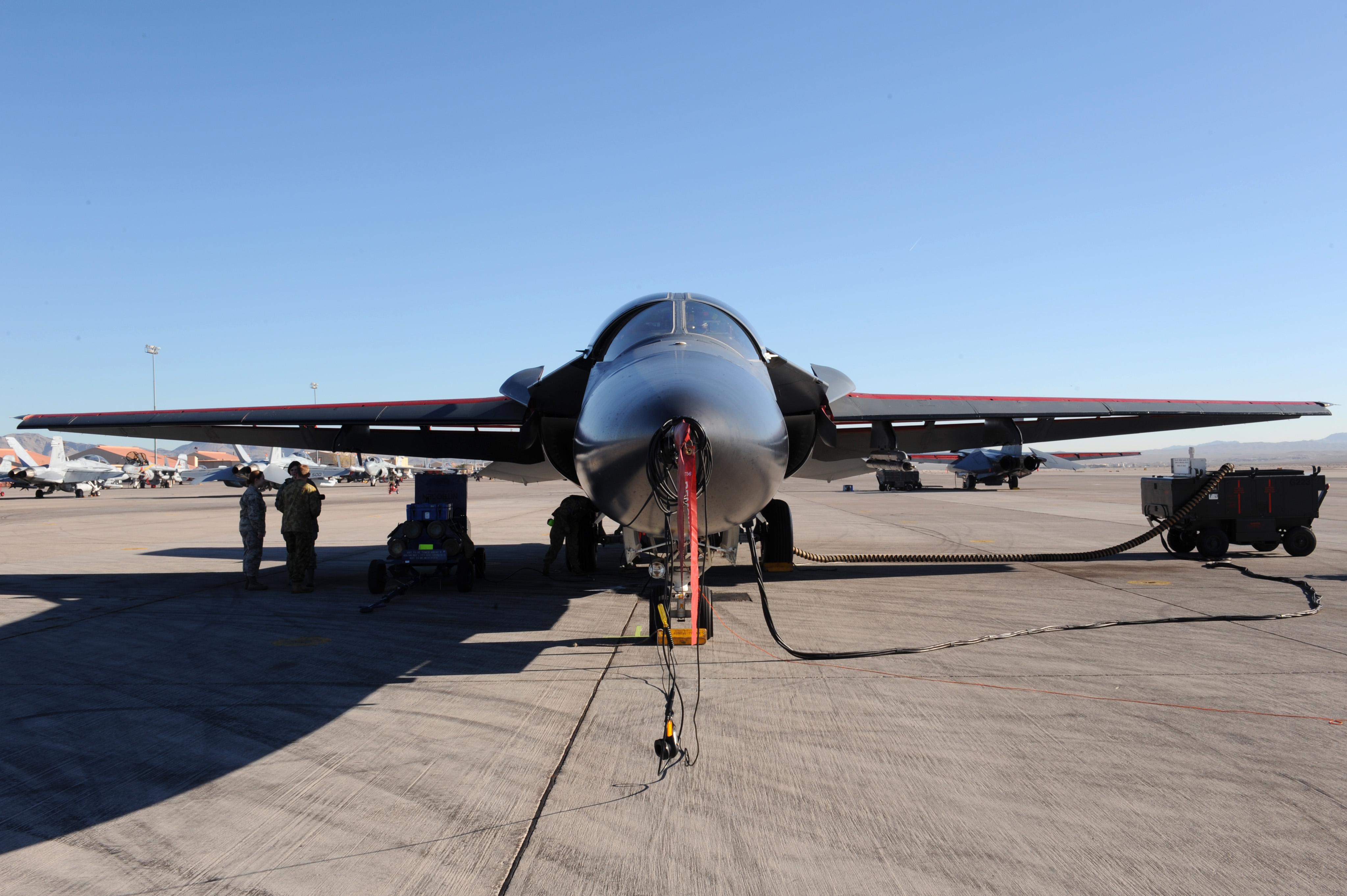 File:F-111C forward view 2009.jpg - Wikimedia Commons