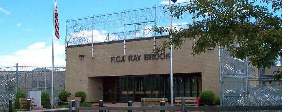 Federal Correctional Institution, Ray Brook - Wikipedia