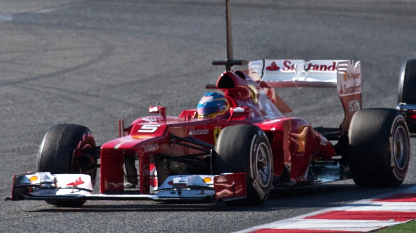 Alonso Ferrari Fire File:ferrari Alonso Barcelona