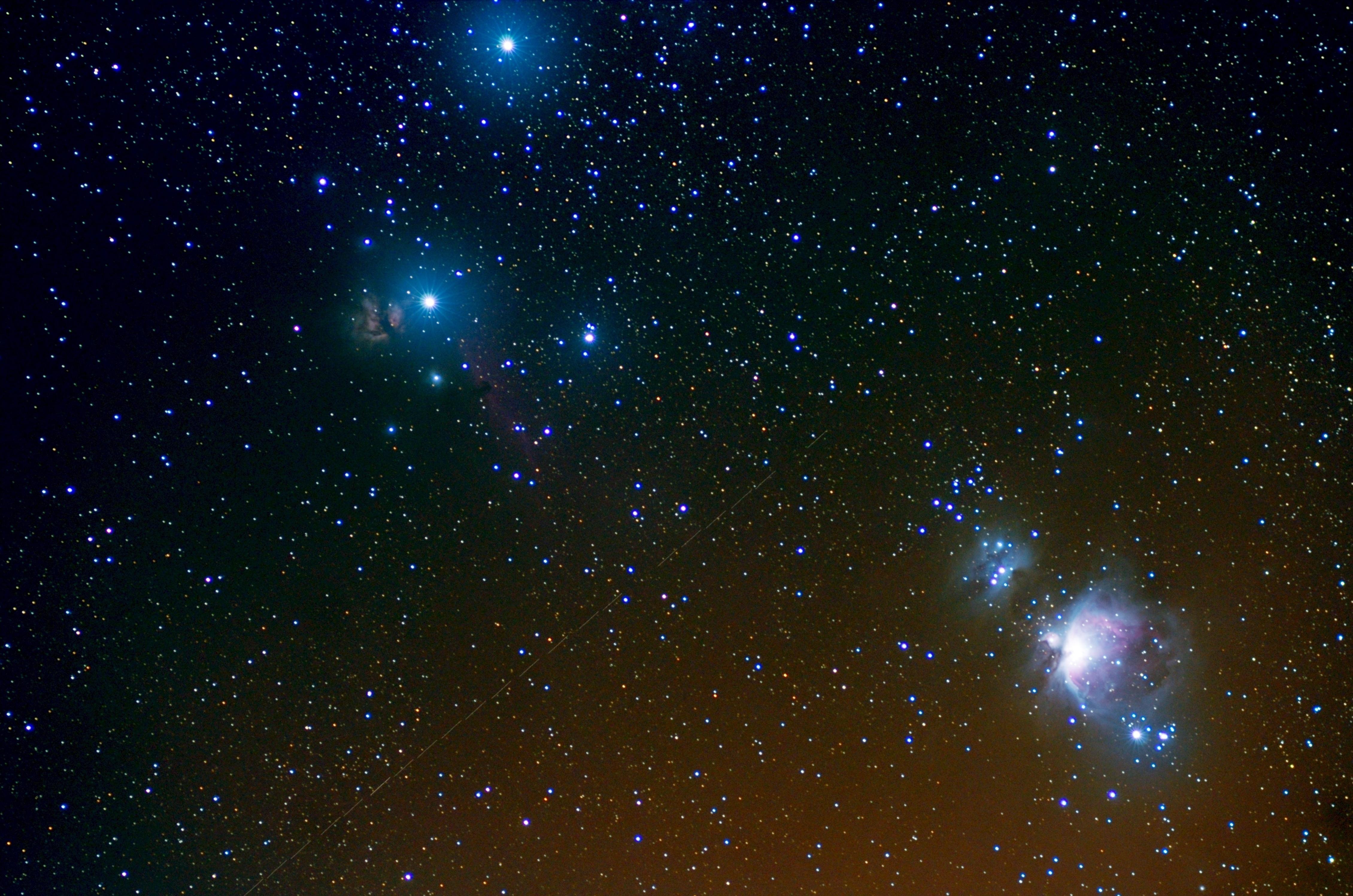 flame nebula - photo #23