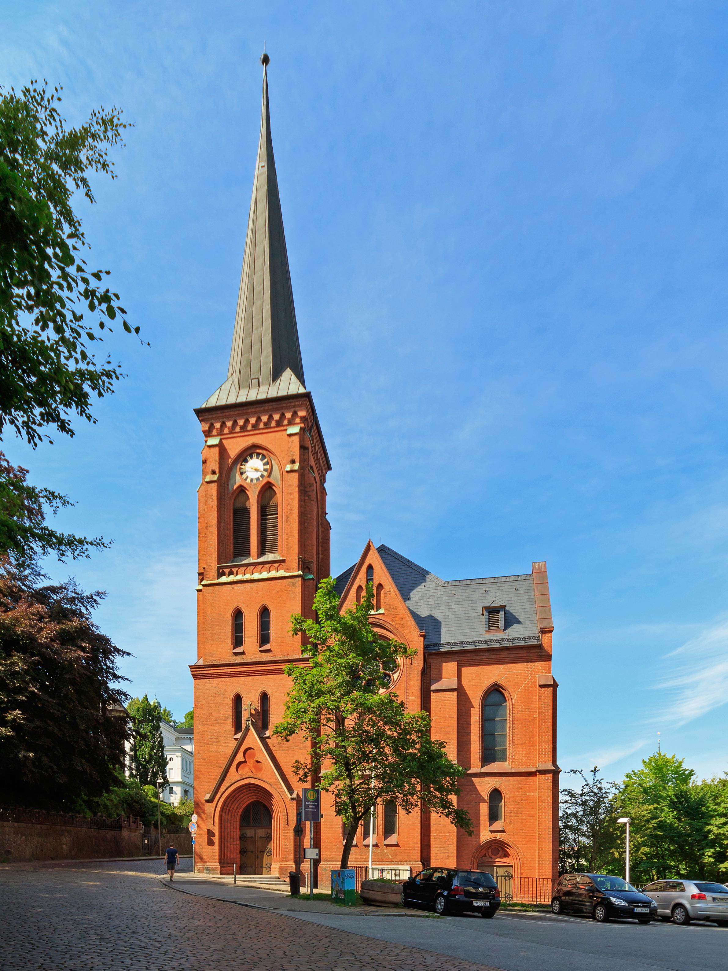 Kirchen Flensburg