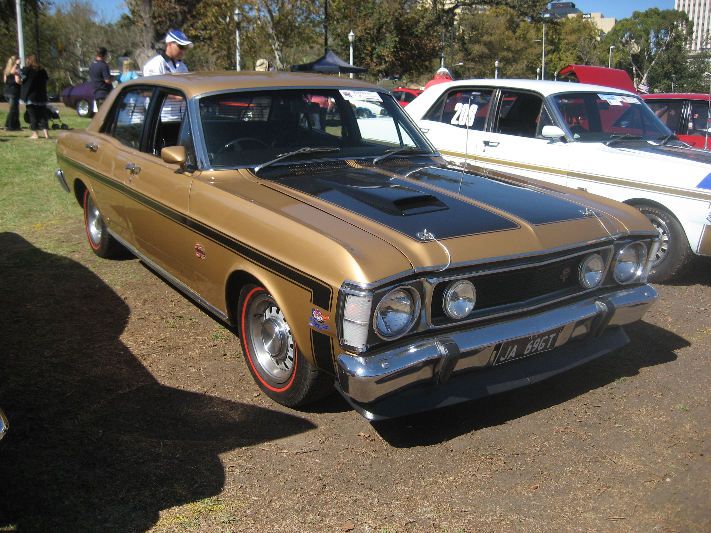 Image Result For Ford Gt Falcon