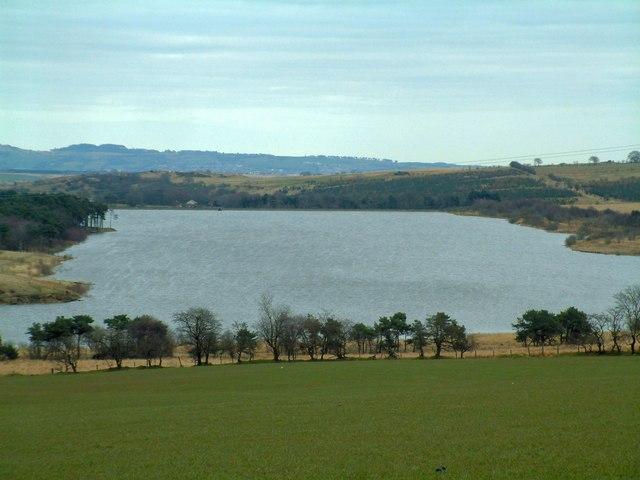 Forrestburn Reservoir - geograph.org.uk - 150447