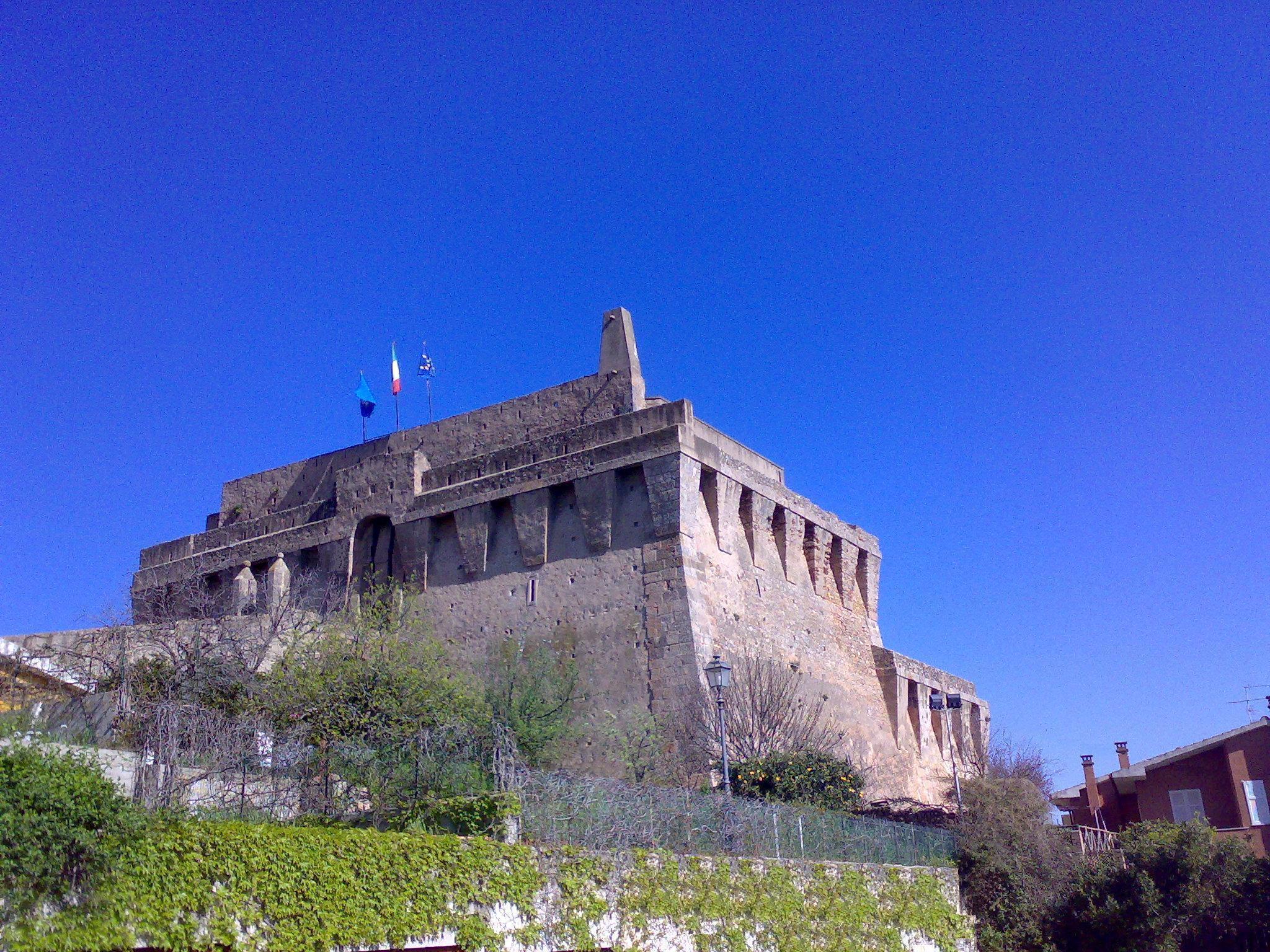 Fortezza, Porto Santo Stefano