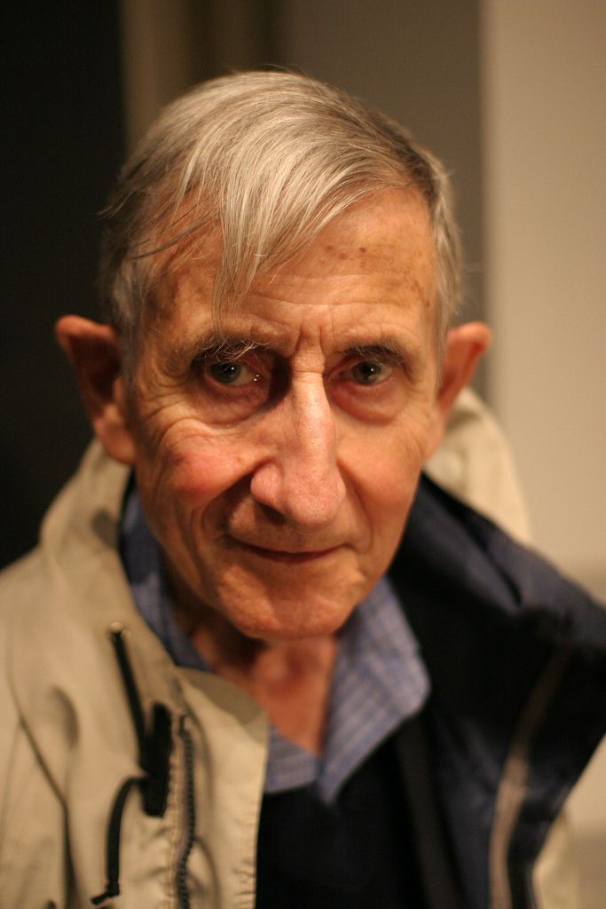Photo of Freeman Dyson